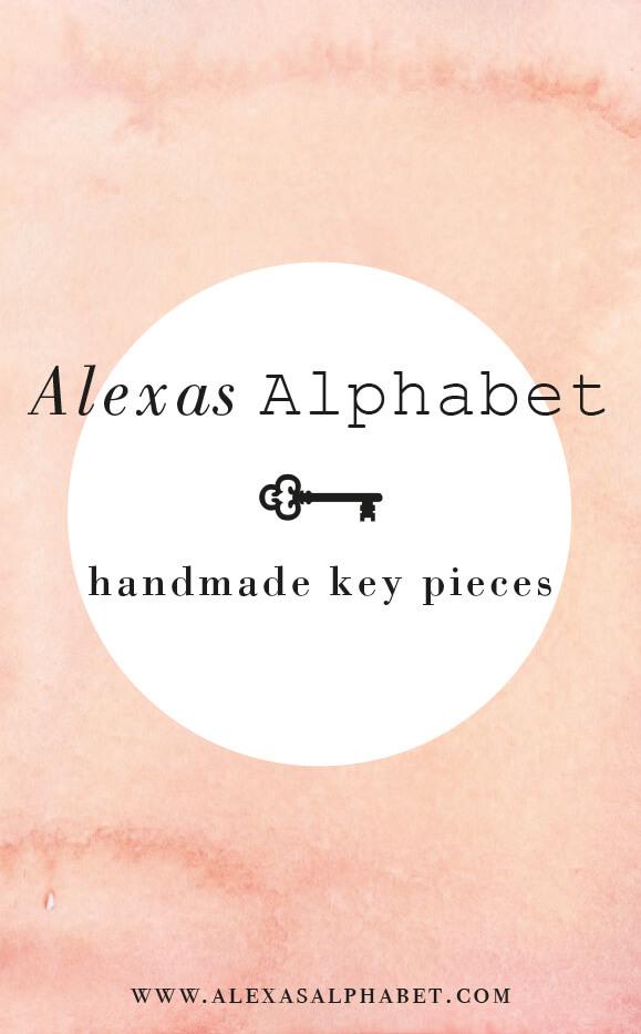 Alexas Alphabet nachhaltige und faire Mode